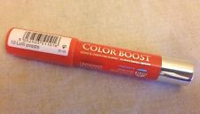Bourjois Paris Colour Boost 10 Lolli Poppy Glossy Lipstick Chubby Crayon SPF 15