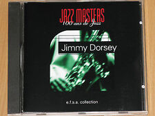 JIMMY DORSEY - e.f.s.a. Collection JAZZ MASTERS - SAXOPHON - KLARINETTE