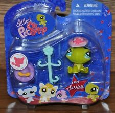 LPS Littlest Pet Shop Turtle #971 Sassiest Pet Error Marked as #969 NEW RARE