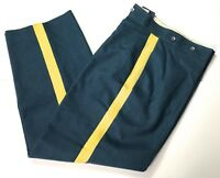 CIVIL WAR US UNION CAVALRY SKY BLUE WOOL TROUSERS-LARGE