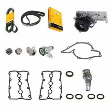 Audi A4 A6 Quattro 3.0L V6 Timing Belt Kit with Water Pump and Tensioners OEM