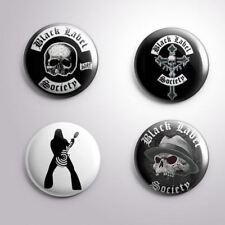 4 BLACK LABEL SOCIETY - Pinbacks Badge Button Pin 25mm 1''