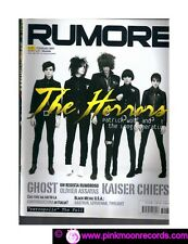 RUMORE N°181/2007 THE HORRORS KAISER CHIEFS THE FALL XASTHUR LEVIATHAN