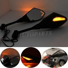 Integrated Mirrors For Honda Cbr 600 Rr 2003 2004 2005 2006 2007 2008 2009 2010