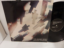 "BRIAN ENO DAVID BYRNE The Jezebel Spirit 12"" 45 Fripp 1981 UK Polydor EG EGOX 1"
