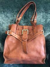 Mulberry Handbag (Genuine) - Tan Leather