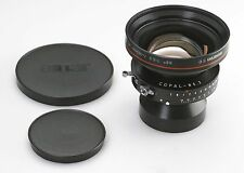 Sinaron SE Rodenstock Apo-Sironar-S 360mm f/6.8 Lens in Copal No.3 Shutter