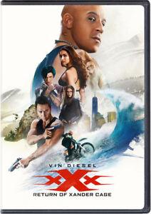 xXx: Return of Xander Cage [New DVD] Ac-3/Dolby Digital, Amaray Case,