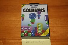 Columns (Sega Master System SMS) NEW SEALED MINT, NO TEARS, RARE US VERSION!