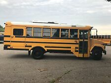 2005 Thomas Freightliner  Short School Bus Air Brakes Cat C7 With  Lift AC