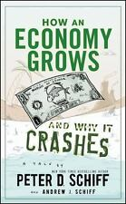 How an Economy Grows and Why It Crashes (Hardback or Cased Book)