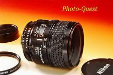 ***EXCELLENT*** NIKON AF MICRO-NIKKOR 60mm f/2.8 D Lens [See Sample Shots]