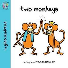 World of Happy: Two Monkeys, Andreae, Giles, New Book