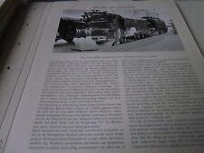 Deutsches Eisenbahn Archiv 22 Sicherheit 4923 Klimaschneepflug Umbau E 36