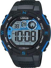 Lorus reloj de hombre digital Cronógrafo R2317lx9