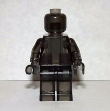 Clear SMOKE Dark Ice transparent Minifigure US SHIPPER Custom toy Ghost