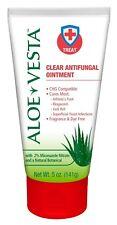 Convatec Aloe Vesta Antifungal 2% 2‑in‑1 Ointment, 5 oz Tube