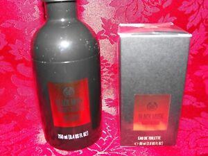 The Body Shop Black Musk Night Bloom Eau de toilette 60ML & Body lotion 250 NEW