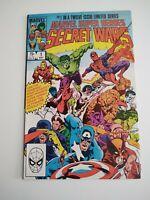 Marvel Super Heroes Secret Wars Vol. #1 No.1 May 1984