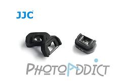 JJC EM-1 - Oeilleton + Extension pour reflex Canon