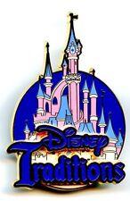 Disneyland Resort Paris - Cast Member - Disney Traditions Pin