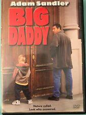 Big Daddy (DVD, 1999) Adam Sandler - Rob Schneider - Dylan Sprouse - Jon Stewart