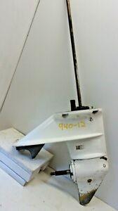 "Mercury Force Lower Unit Gearcase 819516A2   '89  50hp  20"""