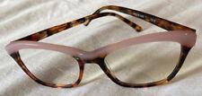 SEE Eyewear Eyeglass Frames C010 Pink w Tortoise Made In Italy