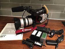 Canon XL1 Camcorder - Black/White + accessories
