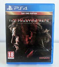 Metal Gear Solid V: The Phantom Pain (Playstation 4, 2015) ** SCHNELLER VERSAND **