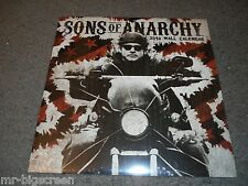 SONS OF ANARCHY - 2014 WALL CALENDAR - BRAND NEW & SEALED