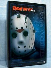 "SIDESHOW FRIDAY THE 13TH PART VI JASON LIVES JASON VOORHEES 12"" 1/6 FIGURE NEW"