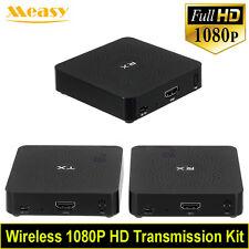 Measy W2H Full HD 1080P 60GHz Wireless HDMI Extender Transmitter Kit Receiver