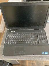 PC Portable HS Dell Latitude E5530 Pour Pieces