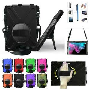 "For 12.3"" Microsoft Surface Pro 7 2019 6 5 4 Case Rugged Shockproof Hybrid Cover"
