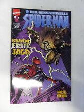 Spider- Man  Marvel Comic  Nr.15  Zustand 1-2