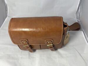 BNWT Koolertron Camera Bag In Vintage Style