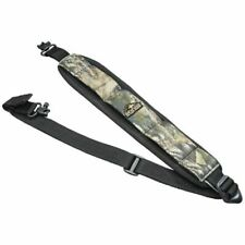 Butler Creek Comfort stretch rifle sling with swivels - mossy oak - camo realtre