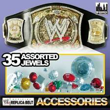 Replacement Jewels For Kid Size Spinning WWE Replica Belt
