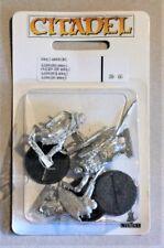 Warhammer lotr ,  Mahud Warrior's, in factory sealed blister  (2)