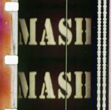 film 16 scope 1970  couleur son M *A* S * H  - 3 bobines