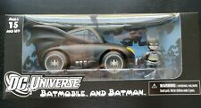 Mez-itz DC Universe Batmobile and Batman