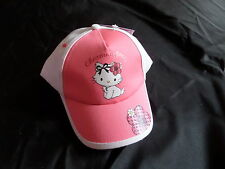 "LOT REVENDEUR DE 11 CASQUETTE OFFICIELLE "" CHARMMYKITTY "" TAILLE 52 - 54 IDEAL"