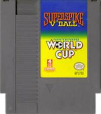 Super Spike V'Ball - Nintendo World Cup NES Game