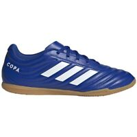 Adidas Copa 20.4 In soccer shoes blue EH1853