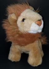 "Caltoy Brown Lion Plush 12"" Stuffed Animal Toy Soft"