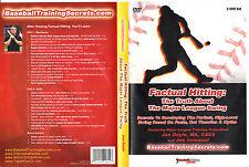 D1 Baseball Training Secrets : Factual Hitting Major League Swing - Jon Doy 2DVD