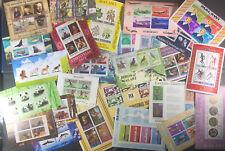 Stamp Vault - MALAWI SOUVENIR SHEET COLLECTION - See Photos!