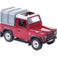 BRITAINS 2707a2 grande ferme Land Rover Defender 90 en rouge dos Canopy pour enfants jouet