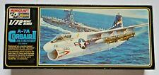 Hasegawa A-7A Corsair II USN 1/172 Open Box Sealed Parts Vintage Japan